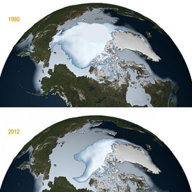 Today's Climate Change Proves ...