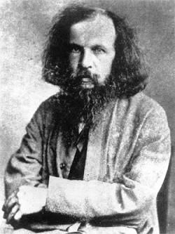 Julius Meyer and Dmitri Mendeleev