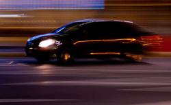 The Physics of Speeding Cars