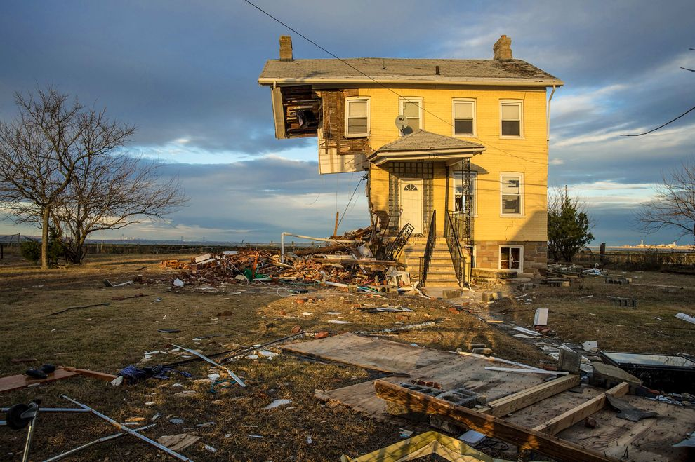 Hurricane Sandy Report Warns of ...