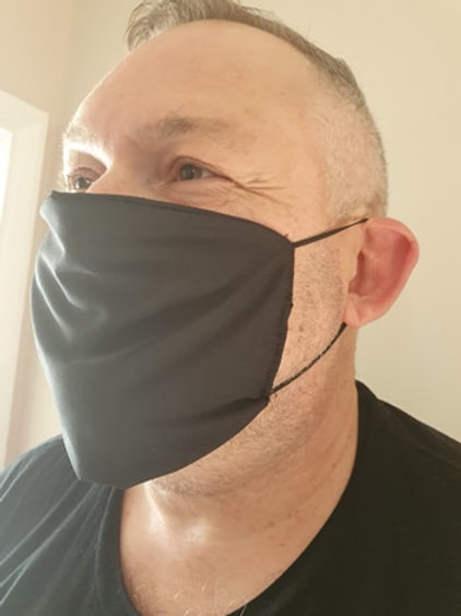 Adults & Kids Face mask 100% cotton. Hand Made Protection reusable