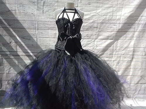 Vixen Long Tutu Skirt