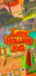 LavaRolling Indie Retro Game