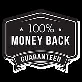 100% de devolución de dinero