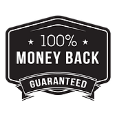 100% Money Back