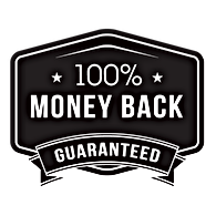 100% pengarna tillbaka