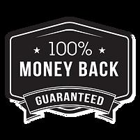 100% Money Back