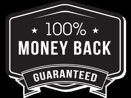 Carpet Cleaning: 100% Satisfaction Guarantee
