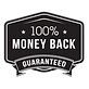 100% возврат денег