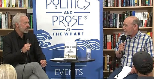 C-SPAN Coverage of Presentation at Politics and Prose