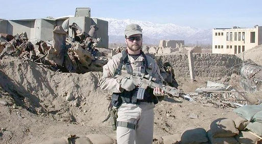 Story of Medal of Honor John Chapman headed to Hollywood