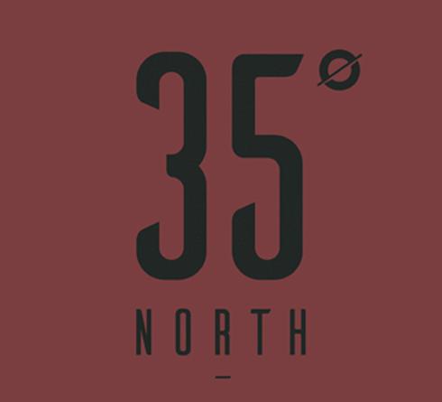 35 Degrees North Lock up