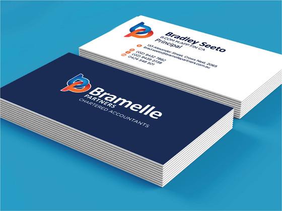 Bramelle Partners B Cards