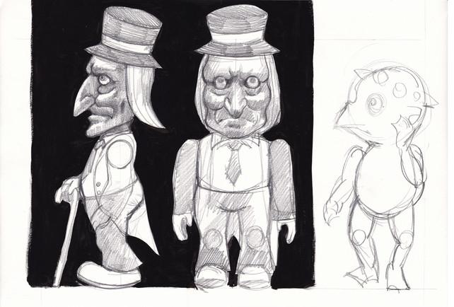 Sketch_Vidník& Kappa