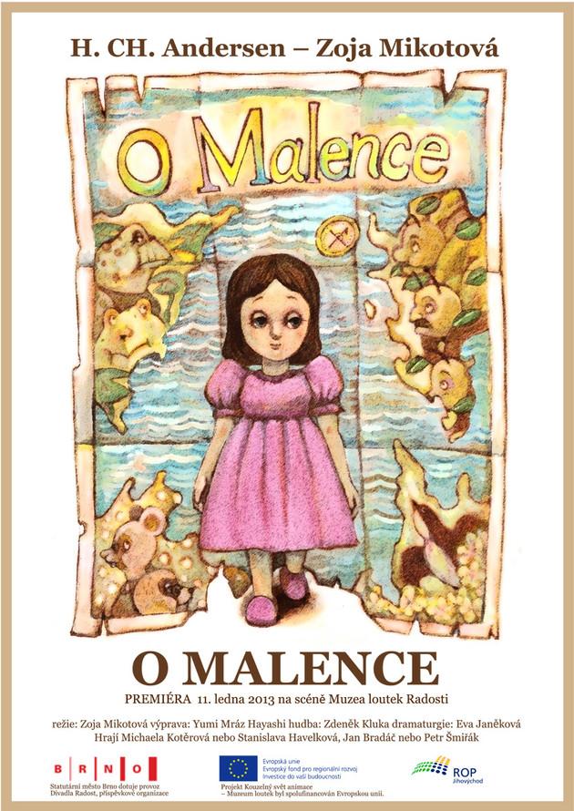 Poster_「O Malence」2014