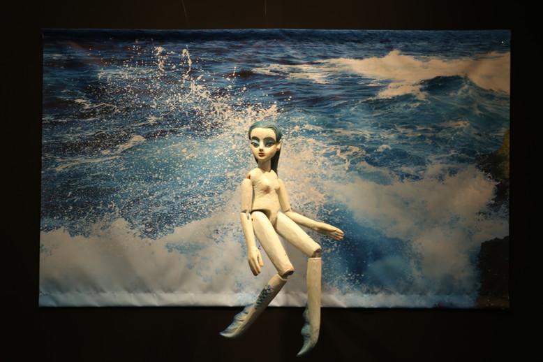 「Mořská žena」2016