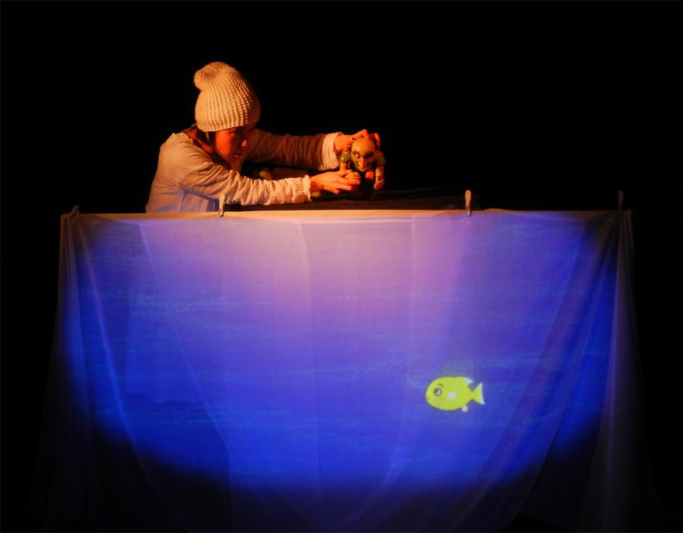「Zlatá rybka」2012