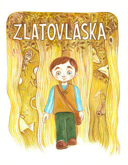 Poster_「Zlatovláska」2018