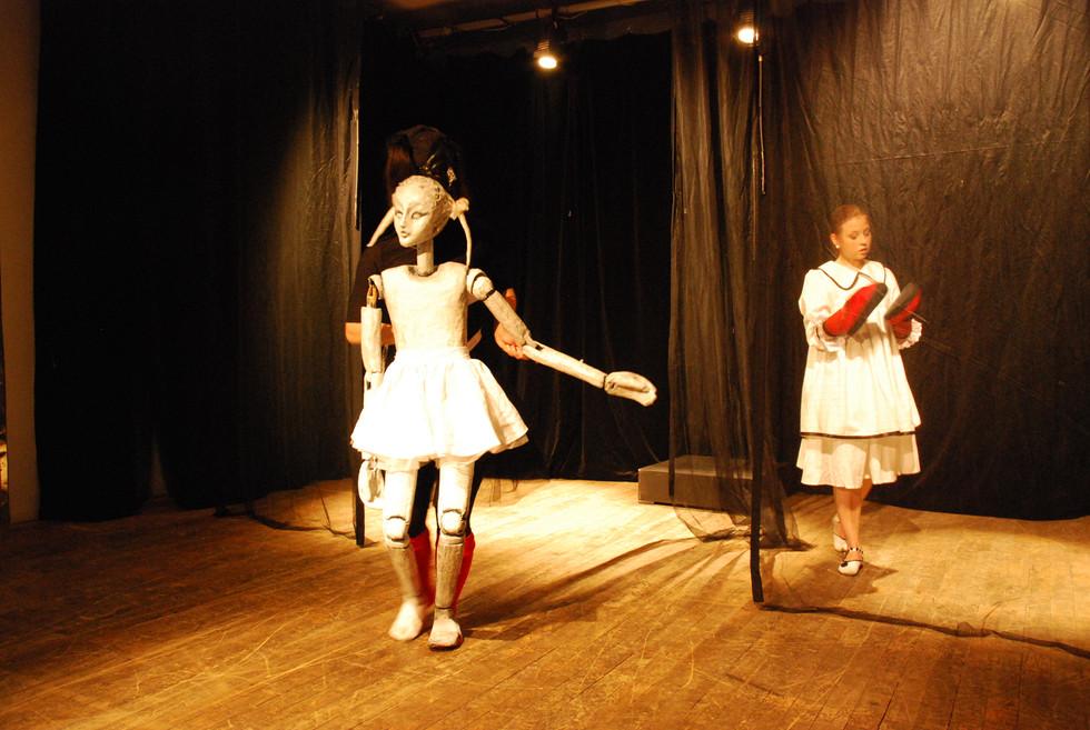 「Červený sen」2010