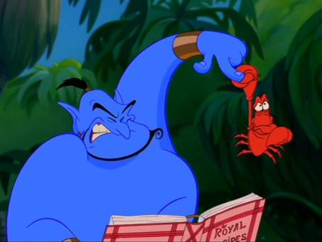 Cameos en Disney