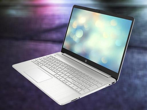 Este portátil HP de 15 pulgadas con CPU Intel de última generación y Windows 10