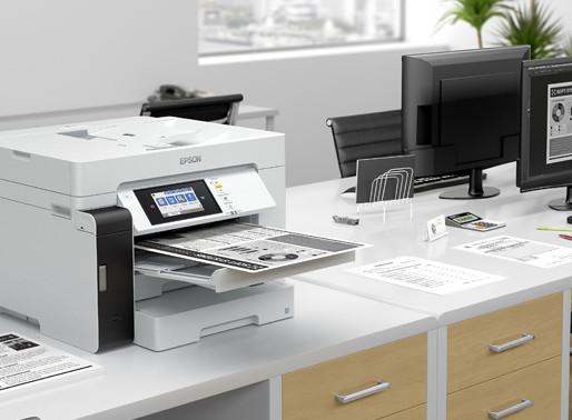 Epson amplía su gama de impresoras profesionales EcoTank con un modelo A3