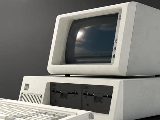 40 años del IBM PC, la computadora que cambió la historia