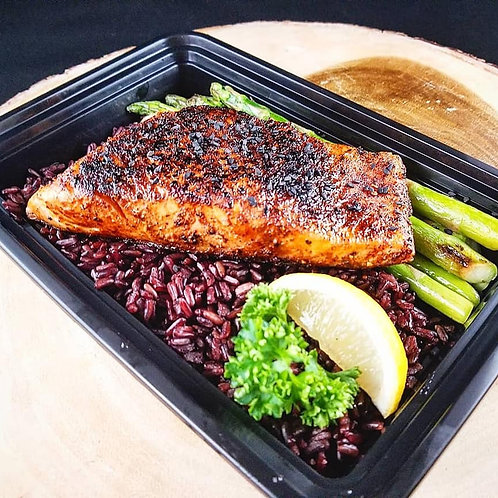 Blacked Salmon (PERSONAL)