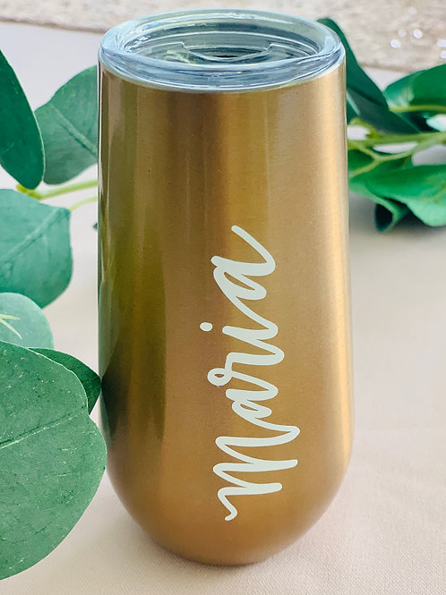 SOLD OUT - Flute Tumblers (ala carte)