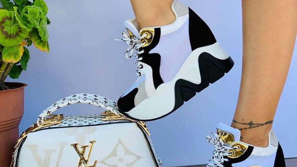 Louis Vuitton micro-bag set
