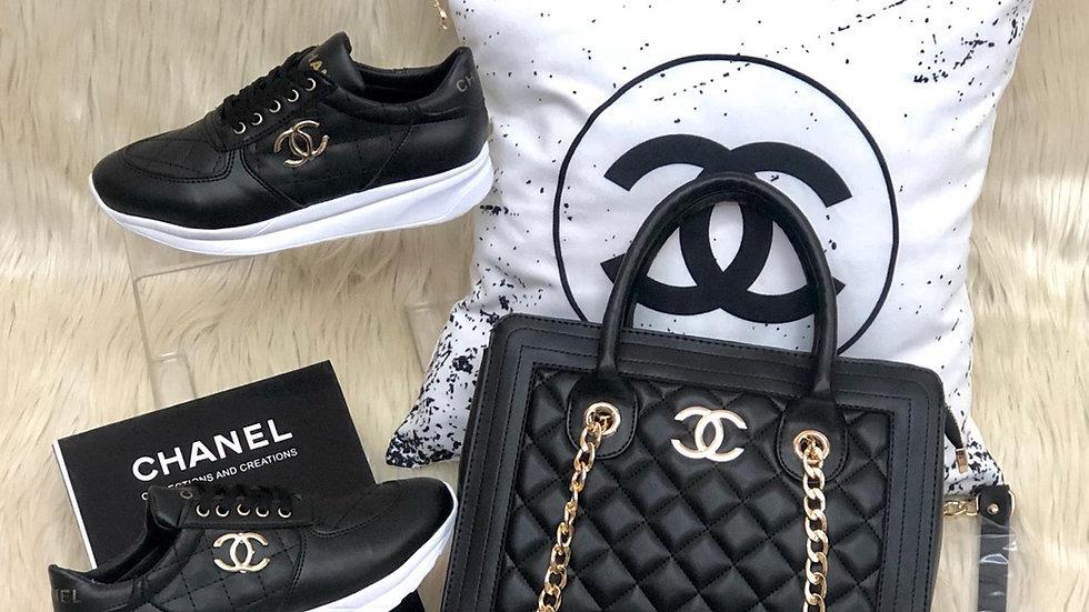 Chanel handheld bag sets