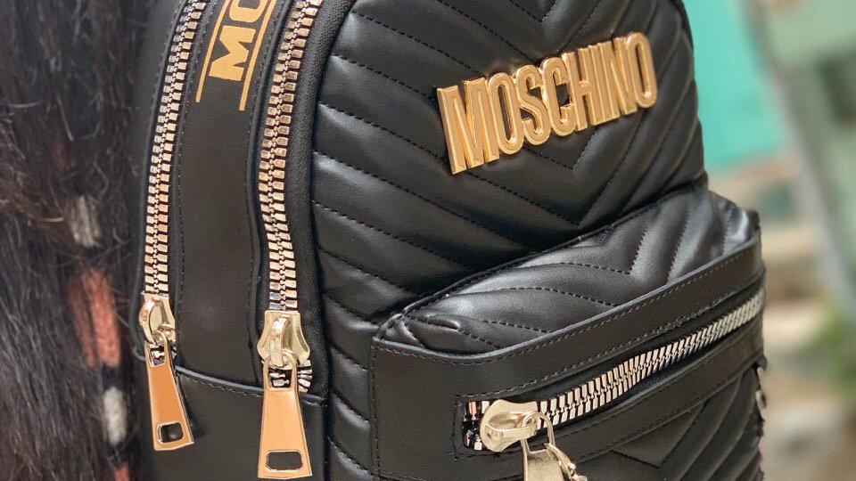 MOSCHINO back packs