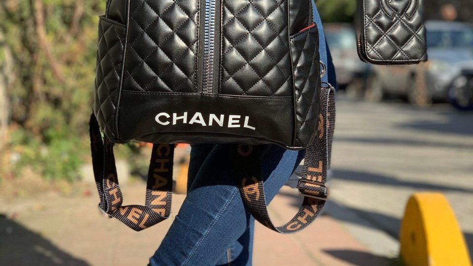 Chanel back pack set for her