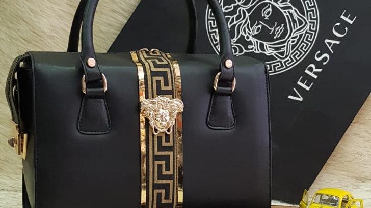 Versace hand held bags