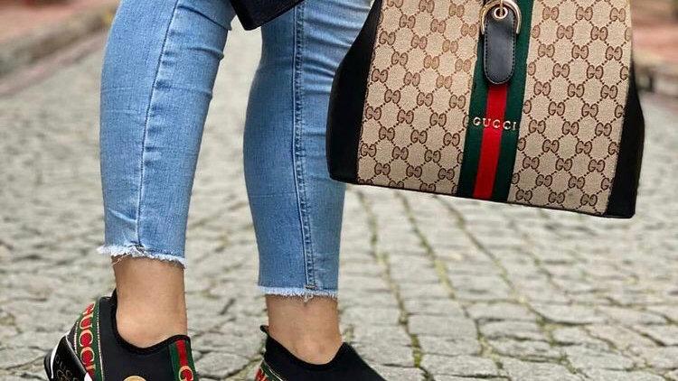 Gucci Bucket bag set