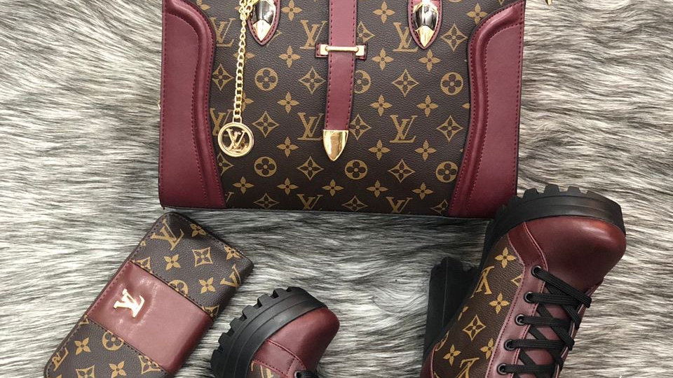 LV Lito boot set.