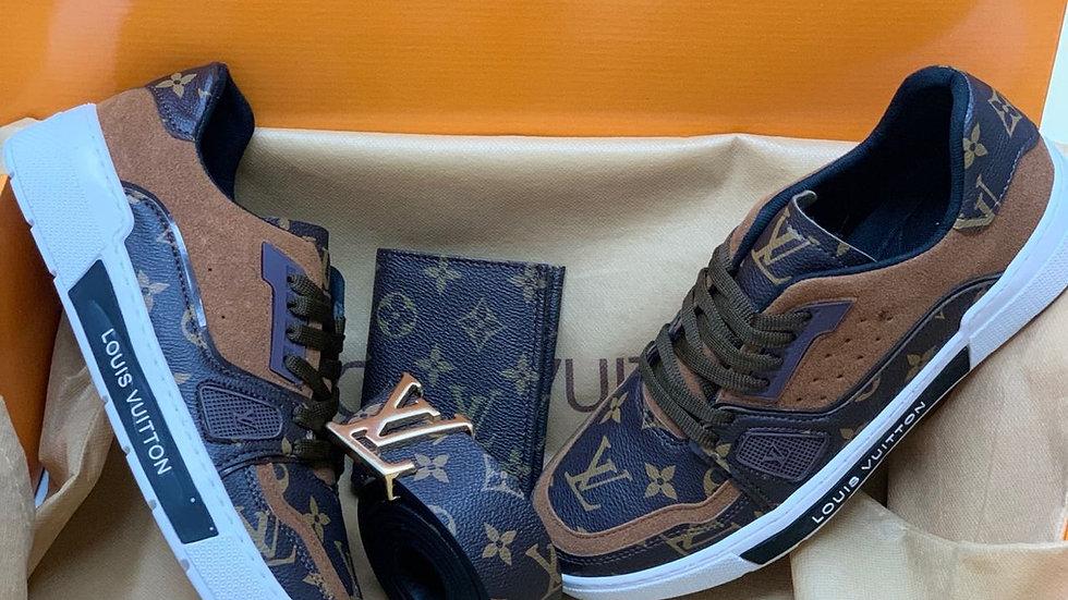 Louis Vuitton casual  set