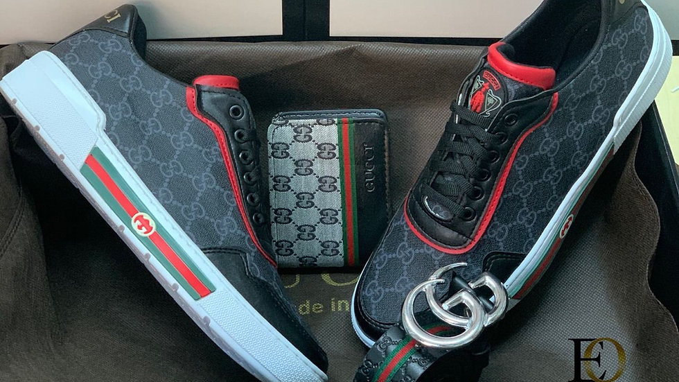 Gucci casual trainers