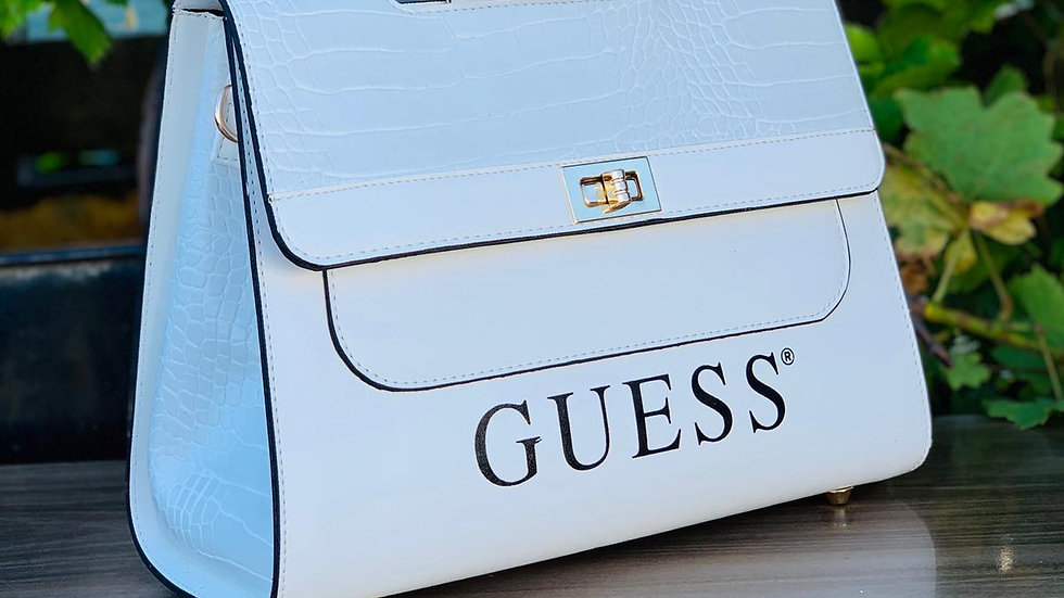 Guess Satchel hand bag