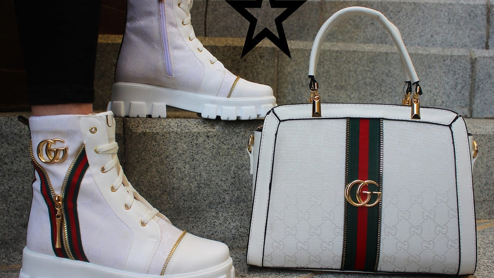 GUCCI Anke boots