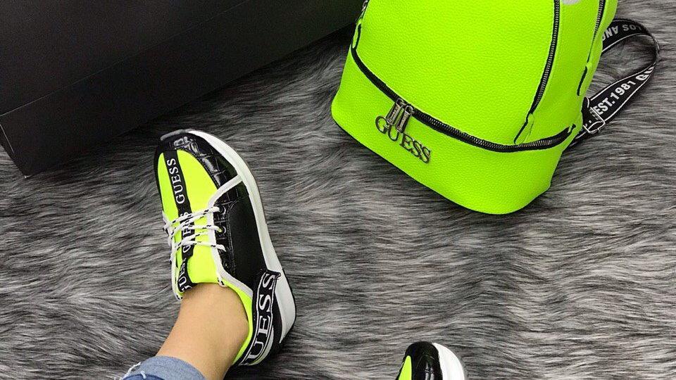 Chanel backpack set