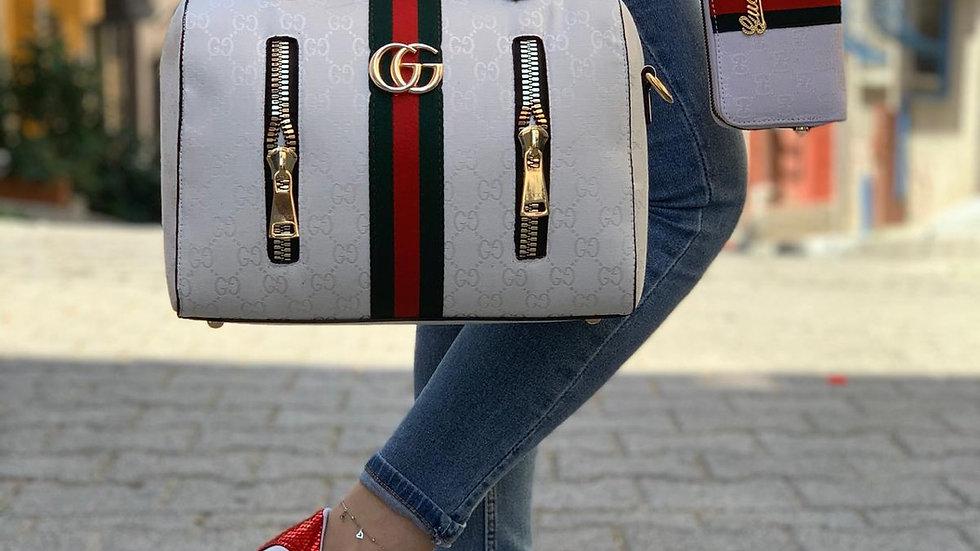 Gucci Duffle bag set