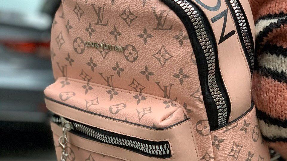Vuitton back packs