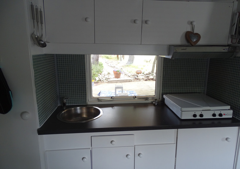 Keuken binnen