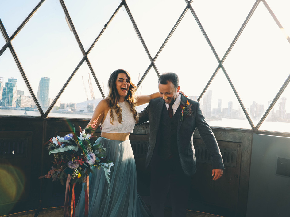 Aimee & David