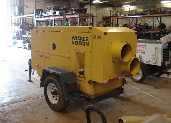 Wacker Neuson Heaters