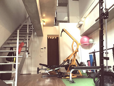 ボディーメイキングジムeight-上人橋店風景02