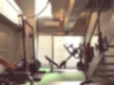 ボディーメイキングジムeight上人橋店トレーニング機器