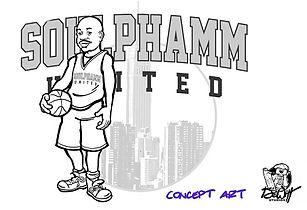 SoulPhamm United Coach Lou Illustration2