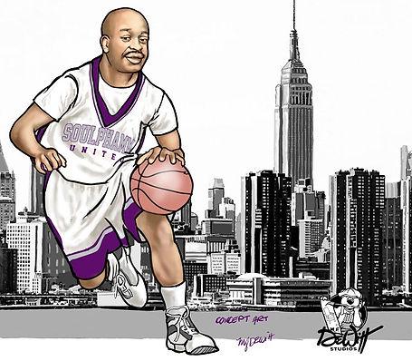 SoulPhamm United SoulGentz Basketball Il